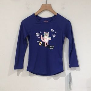 🎃 CAT & JACK - SLEEPWEAR TOP BOY/GIRL